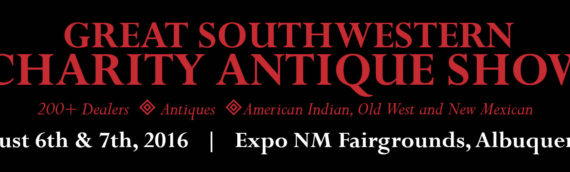 18th Annual Great Southwestern Charity Antique show